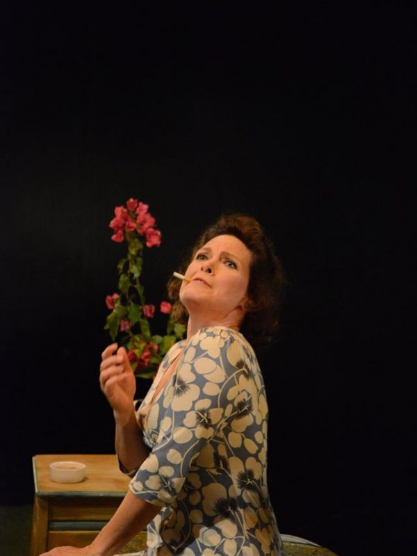 Harriet Benson in Shakespeare's Lost Women 2017