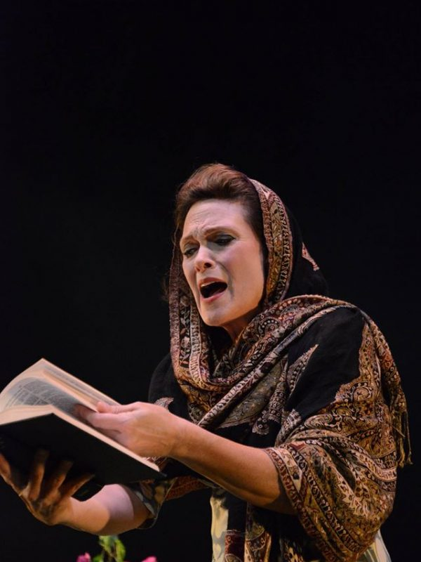Harriet Benson in Shakespeare's Lost Women